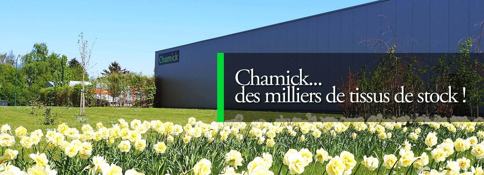 Stock Chamick